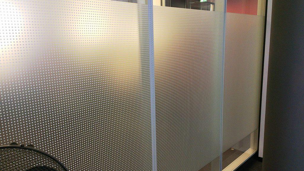 Doppelbeschichtung 4.25 matt mit Quadraten 5 x 5 mm, lichtgrau
